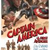 Nuevo poster retro de Capitán América