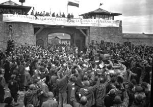 Mauthausen_1945