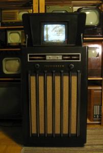 Telefunken FE V (1936/37). Imagen de Eckhard Etzold.