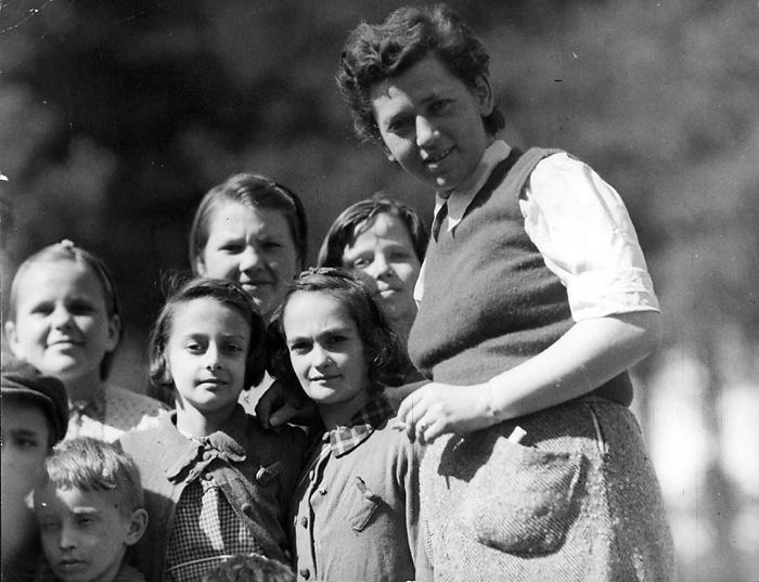 Bergen Belsen Survivors